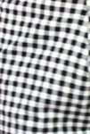 White and Black Gingham