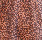 Leopard Faux Suede