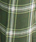 Olive Plaid