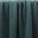 Dark Teal Rib Knit