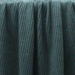 Dark Teal Rib Knit