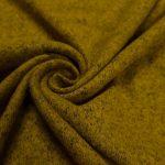 Mustard Sweater Knit