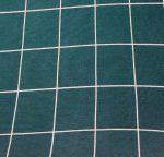 Green Window Pane Sweater Knit