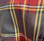 Red and Brown Plaid