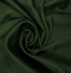 Dark Green Crepe