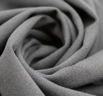 Gray Crepe