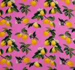 Pink Lemon Challis